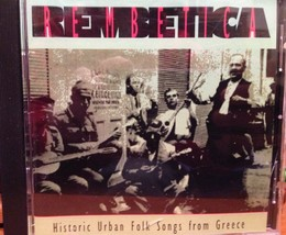 Various Artists, Rem - Rembetica-Urban Greek Music / Various [New CD] - $5.94