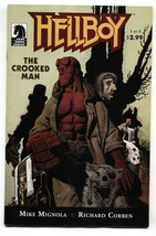Hellboy: The Crooked Man #1 2008 - Dark Horse - comic book NM- - $18.92