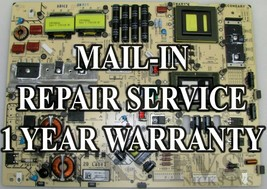Mail-in Repair Service For Sony 1-474-318-11 Power Supply 1 YEAR WARRANTY - $69.95