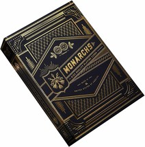 1 Deck Bicycle Monarch Blue Theory 11 Standard Poker Playing Cards New Deck - $10.99