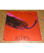 Alice Cooper Killer 1971 Wlp Promo With Attached Calender Detroit Punk  - $44.99