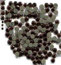 Rhinestones 16ss 4mm COPPER HEMATITE  HotFix   144 PC  1 gross - $3.61