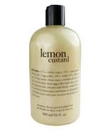 Philosophy Lemon Custard Shampoo, Shower Gel & Bubble Bath, 480ml/16oz - $20.00