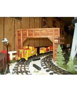 Model Railroad O Scale DOUBLE Timber Tunnel Portals  - $39.99