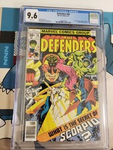 Defenders #48 CGC 9.6 Nick Fury, Moon Knight, Wonder Man Not CBCS or PGX - $80.00