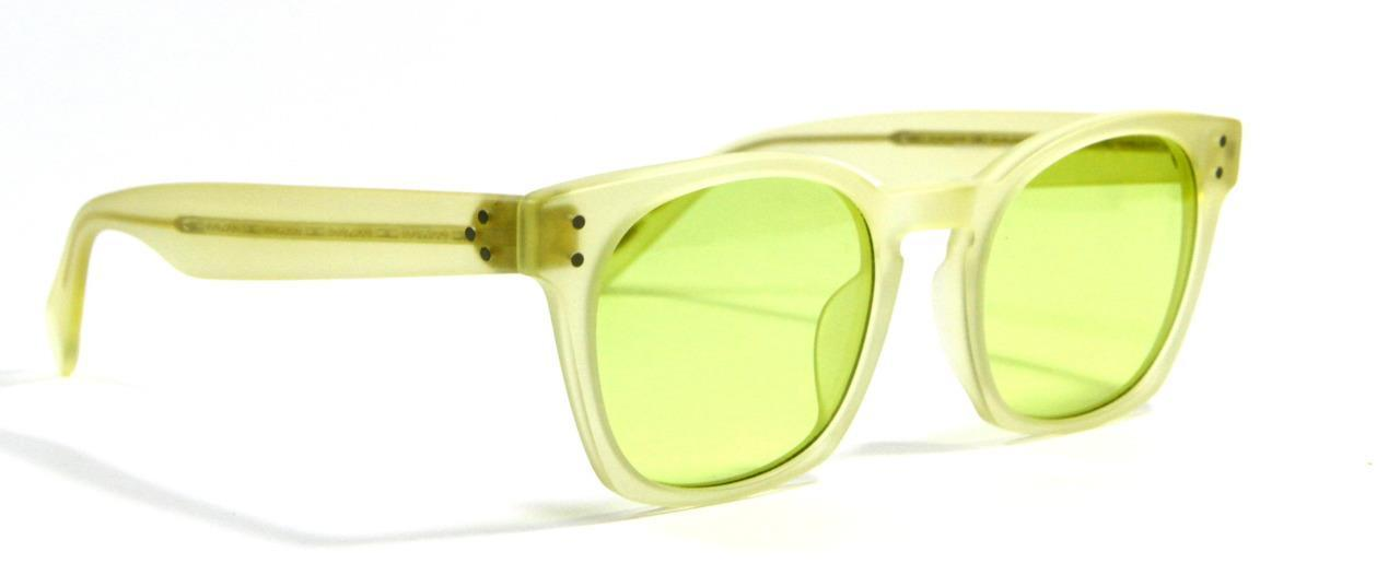 Primary image for Oliver Peoples Byredo OV5310SU 1406R9 Yellow Sunglasses New Authentic 50mm