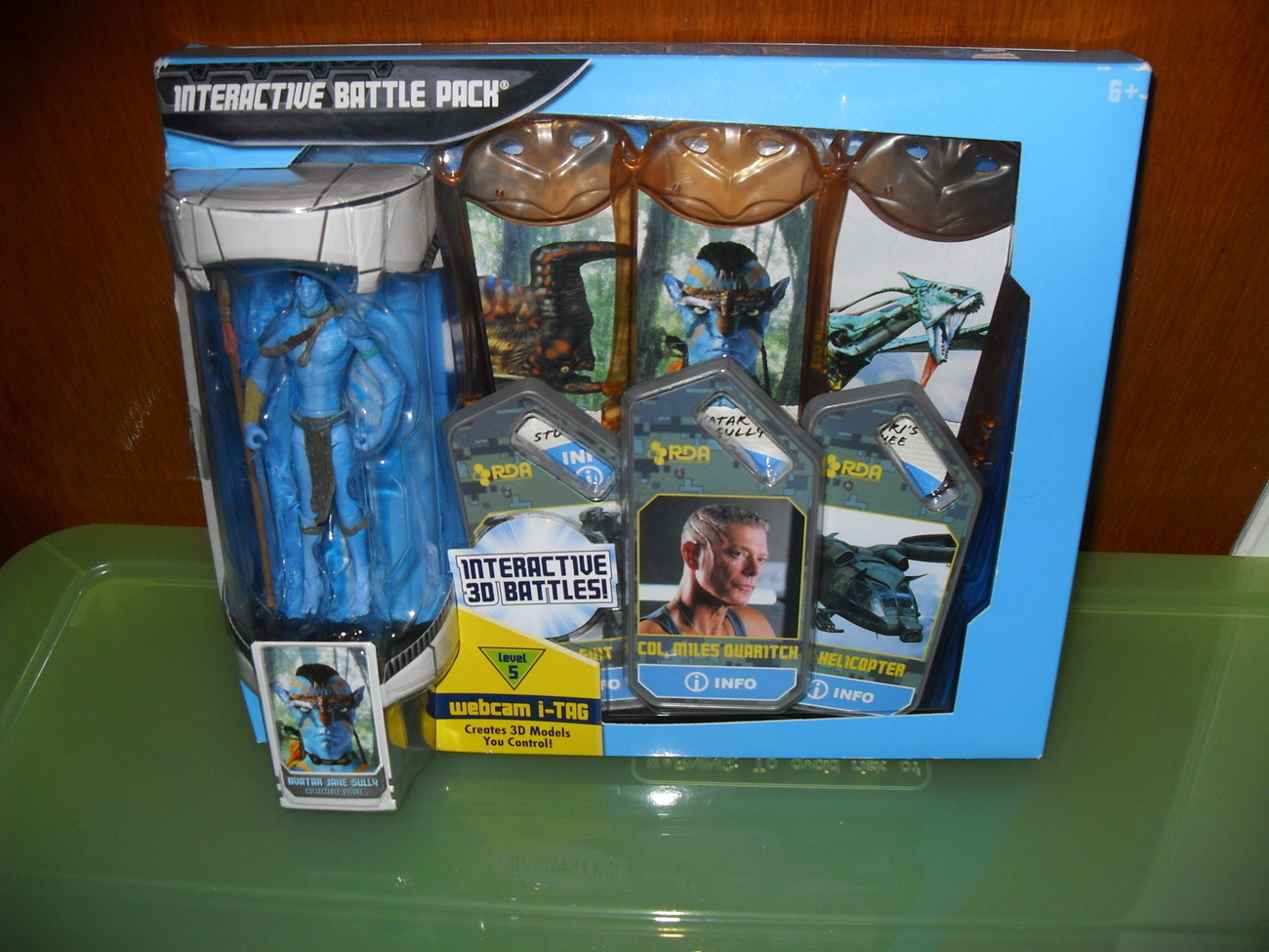 Primary image for Avatar Jake Sully Figure Interactive Battle Pack in the Pack