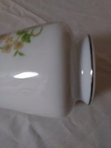 Ekco International  Exquisite Fine China Creamer  Winsford Japan Floral Generati image 4