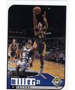 1998-99 Upper Deck Choice Reggie Miller Indiana Pacers - $2.00