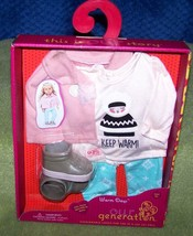 Our Generation Warm Days Outfit Set New - $22.88