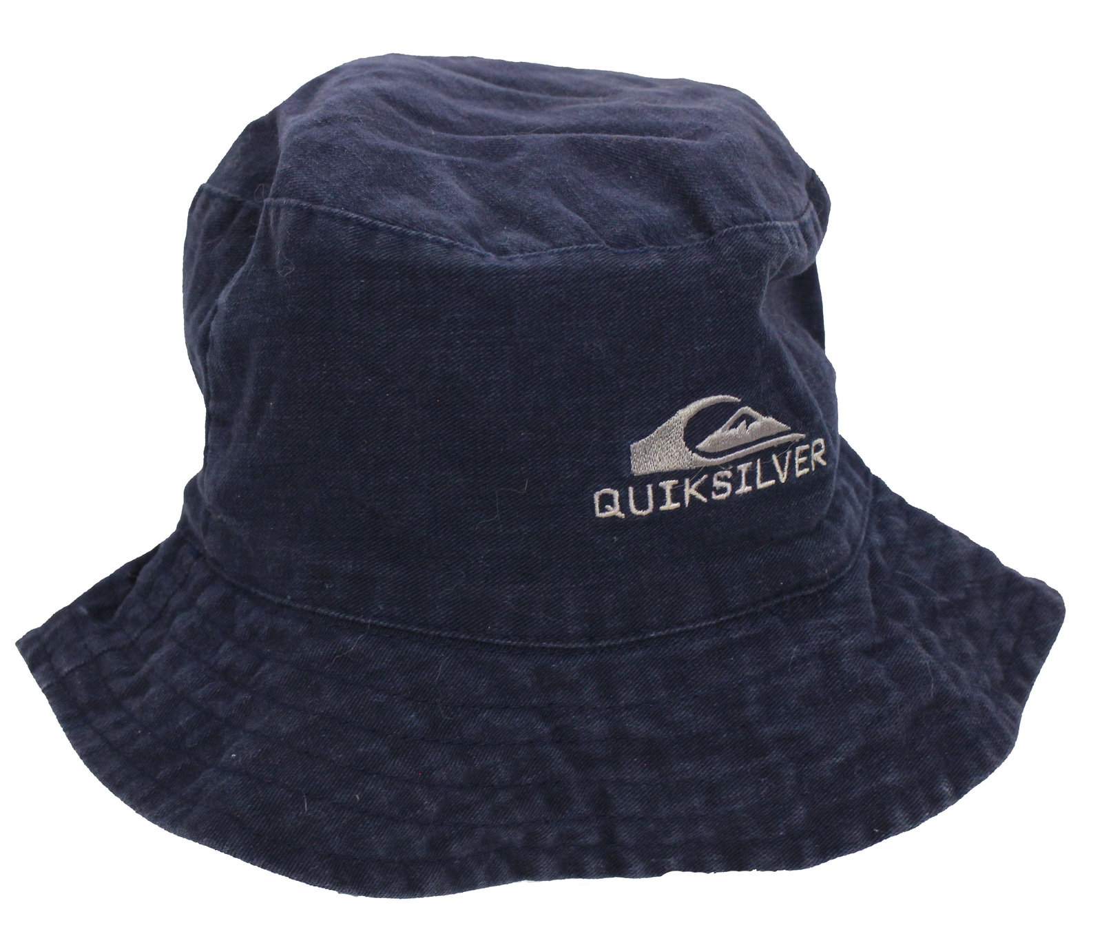 Men's Boonie Hat Reversible Quicksilver Blue Fitted