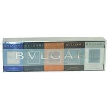 Bvlgari Gift Set Bvlgari Variety By Bvlgari Fragrances For Men - $44.86