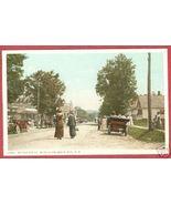 White Mts NH Bethlehem St Ladies Cars Postcard BJs - $9.99