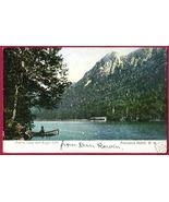 Franconia Notch NH Profile Lake Eagle Cliff 1907 Rumney - $7.99