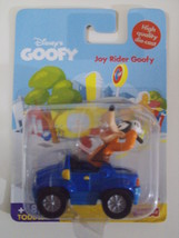 Disney Fisher-Price Joy Rider Goofy die-cast car - New - $12.00