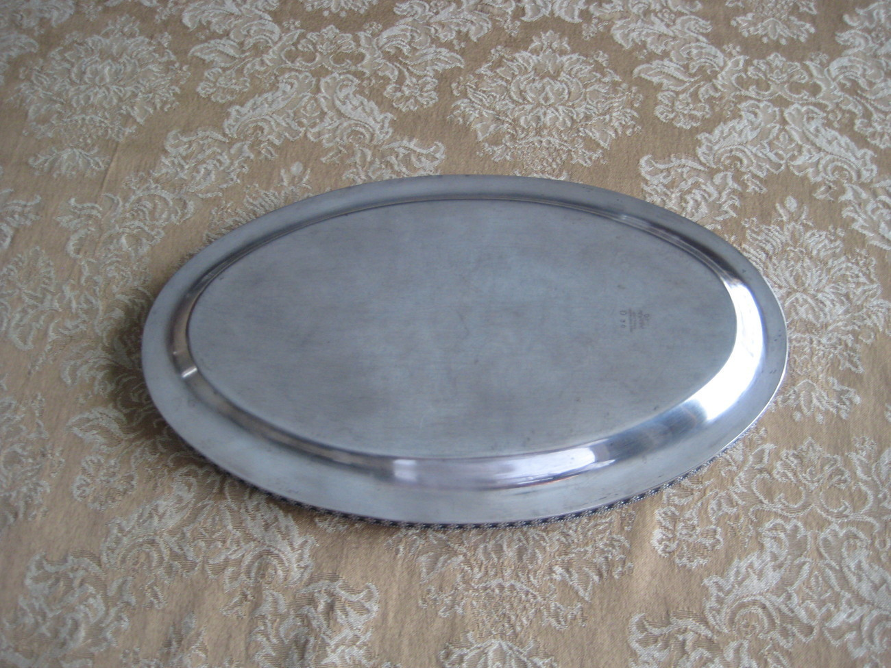 Vintage Sheffield Reproduction Wine Tray