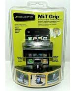 Bracketron Mi-T Grip Smartphone Dash Window Mount IPM-495-BL Brand New S... - $9.70