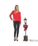 Light-Up Christmas Lamp Post - $97.75