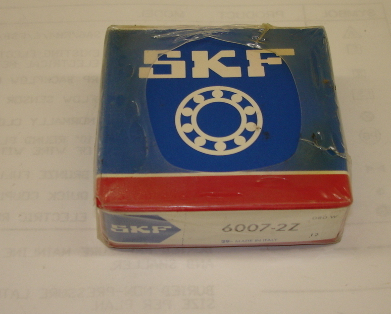 Primary image for SKF Deep-Groove Ball Bearings 6007-2Z
