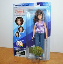"CHARMED PHOEBE HALLIWELL Action Figure Doll MOC 8"" MEGO 2018 Alyssa Milano - $11.65"
