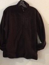Black fleece Timberlane jacket... large - $5.94