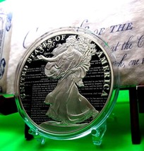 The Bill of Rights Commemorative Coin - $116.99