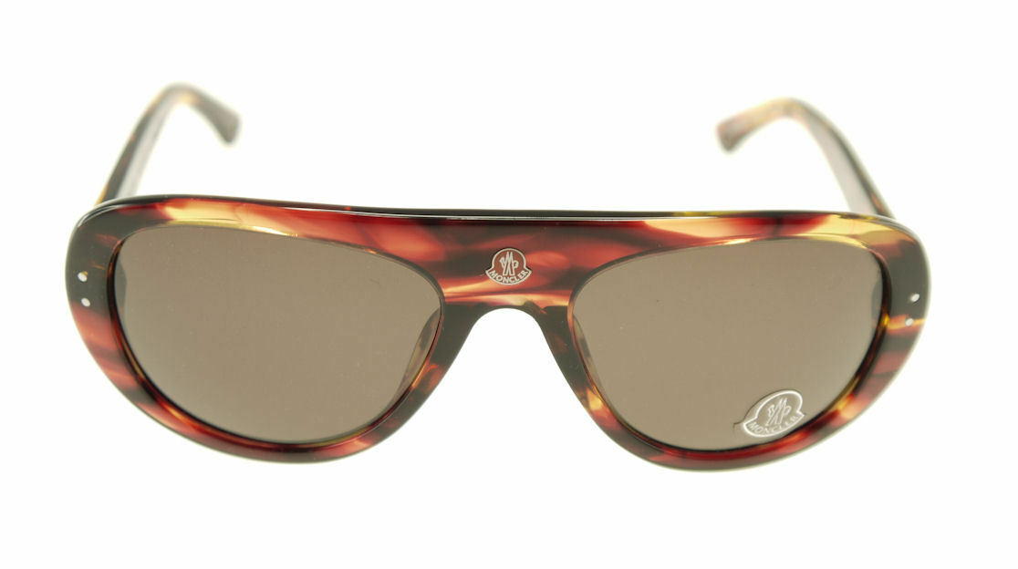 MONCLER MC519-02 TORTOISE / GRAY MOUNIER SUNGLASSES MC 519-02 image 2