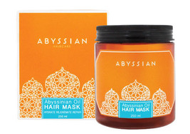 ISRAEL - 250 ml / 8.4 Fl Oz ABYSSIAN ABYSSINIAN OIL HAIR MASK - $19.99