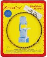 "SuperCut B92.5H12T3 Hawc Pro Resaw Bandsaw Blade, 92-1/2"" Long - 1/2"" Wi... - $18.93"