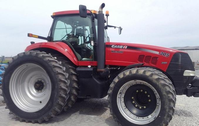 Case IH Tractor - 2007 Case IH Magnum 305 For Sale In Dieterich, IL 62424