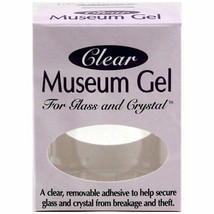 Ready America Museum Gel Adhesive Glue Glass Crystal Secure From Earthqu... - $59.25
