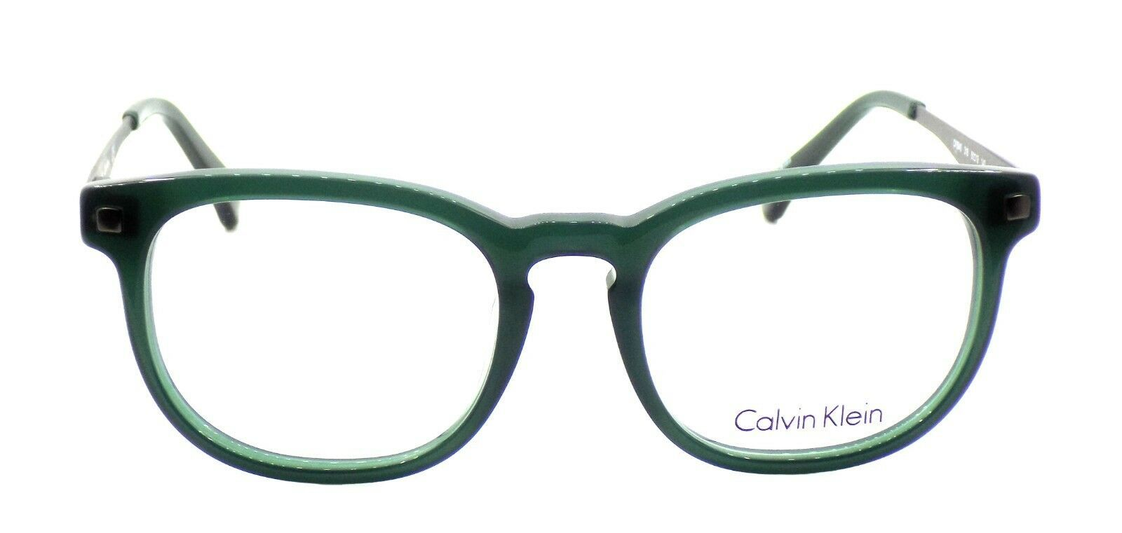 Calvin Klein CK5940 318 Unisex Eyeglasses Frames Olive 50-19-140 + CASE