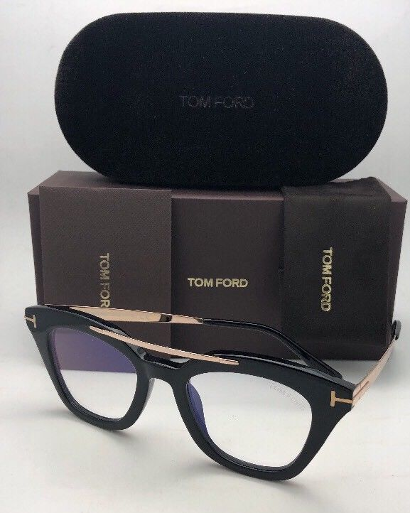 d9bb004aeb0ac New TOM FORD Eyeglasses ANNA-02 TF 575 001 and 50 similar items. S l1600
