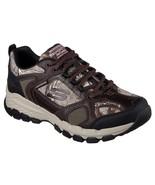 51586 EWW Extra Wide Camouflage Skechers shoe Men Memory Foam Sport Trai... - $49.99