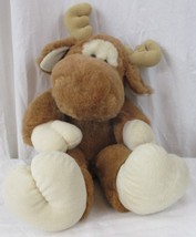 1993 Commomwealth 20 In Plush Moose -SOFT And Lovable - $12.86