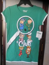 womens t shirt size large nwt the game clue - $14.54
