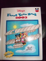 Disney's First Year Book 2003 by Grolier Books EUC - $16.00