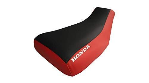 Honda Recon 250 2005 Up Logo Red Sides ATV Seat Cover #TS181247