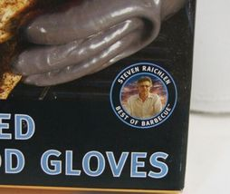 SR Best of Barbecue Insulated Hot Food Gloves Gray 1 Pair image 3