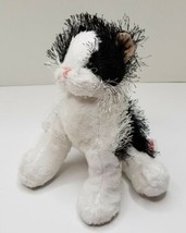 Webkinz Plush Black and White Cat Ganz No Code - $13.74