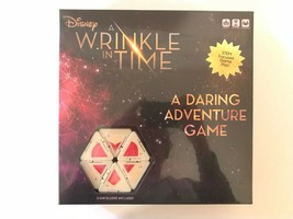 Disney A Wrinkle In Time: A Daring Adventure Game Board Game Brand New Sealed - $27.06