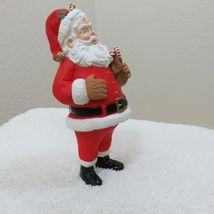 Vintage 1996 Hallmark Keepsake Ornament Santa in Original Box image 6