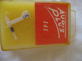 Vintage Audio Plus 141 Phonograph Diamond Needle Transcriber Co CL14-25 - $6.99