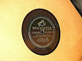 RCA Victor Whittemore and Lowe Two Grand Record Album AA19-1500 Antique image 7