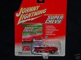 Johnny Lightning 1961 Chevy Corvette Mip Free Usa Shipping - $10.39