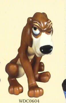 Disney Cinderella Bruno Bloodhound WDCC