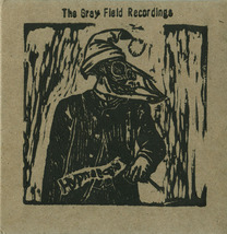 The Gray Field Recordings CD Experimental Acoustic - $15.00