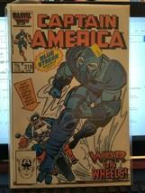 CAPTAIN AMERICA #318 (June 1986 Marvel) - $5.93