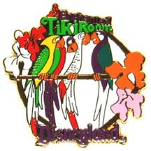 Disneyland Attraction - Enchanted Tiki Room  Pin/Pins image 3