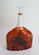 """Kosta Boda Satellite Vase Bertil Vallien Signed 12"""" Tall - $285.00"""